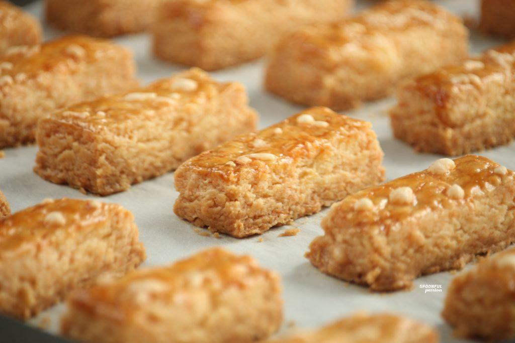 Kastengel or Crunchy Cheese Sticks