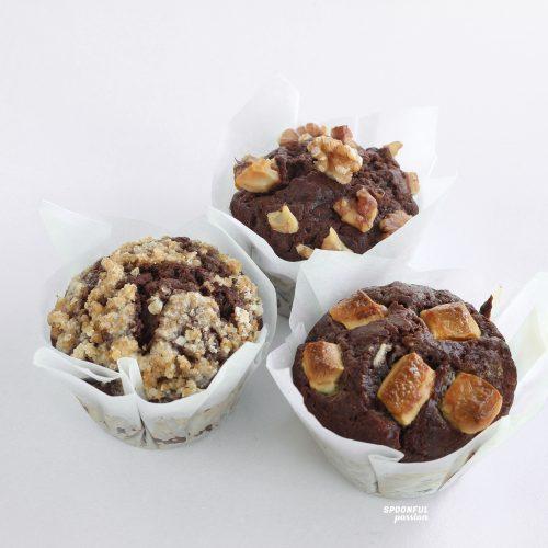 Chocolate Banana Muffin